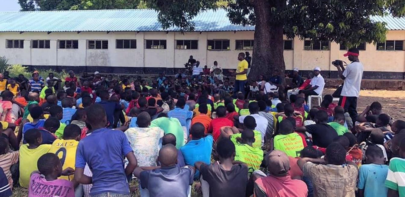 Samba Sports Youth Agenda